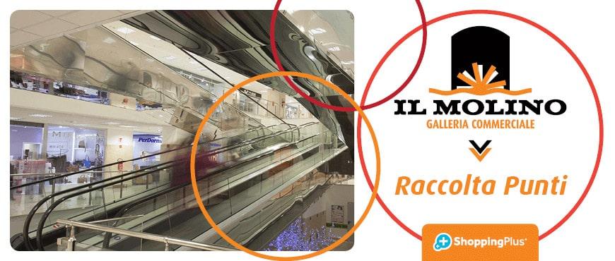 centro commerciale il molino fidelity card raccolta punti