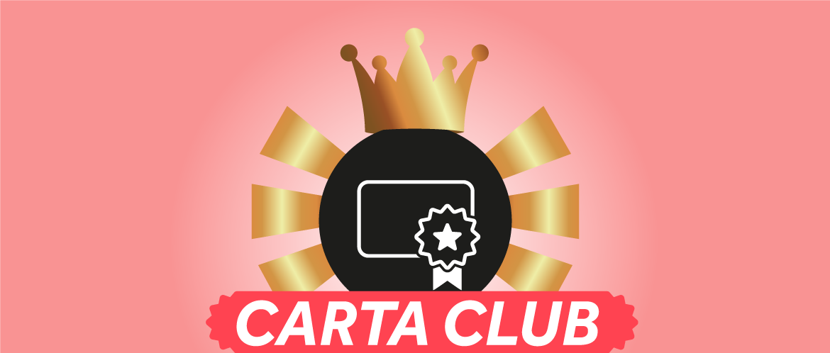 Carta club Software Fidelity Card