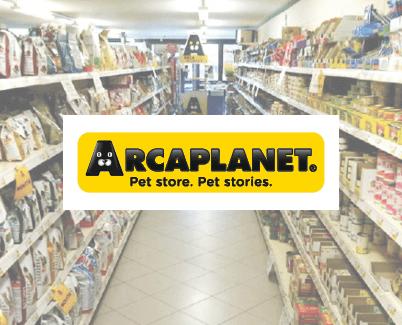 Fidelity Card virtuale Arcaplanet