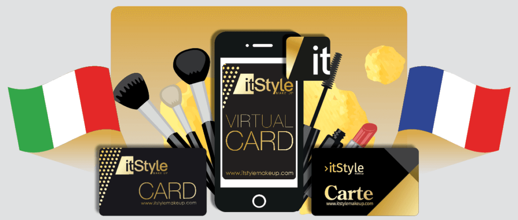 software fidelity card e carte fedeltà virtuali in francese per itstyle