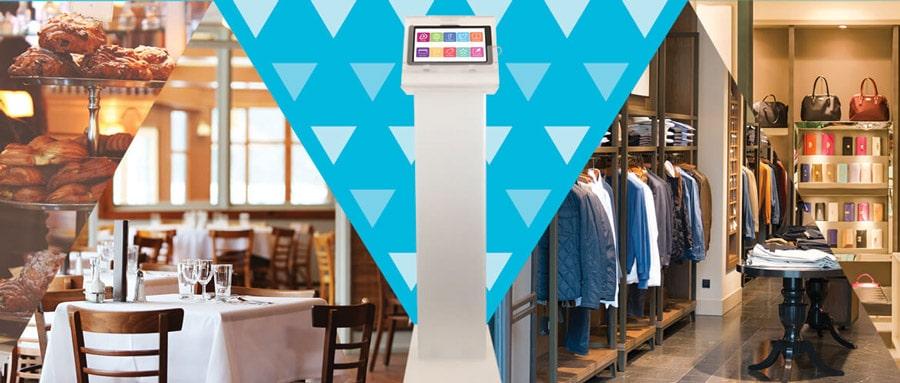 """informazioni, pubblicità, promozioni: fidelity card e mini-kiosk per negozi """"smart"""""""
