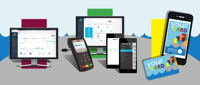 Software Fidelity Card Centri Commerciali Naturali