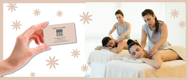 Fidelity Card Bibione Thermae