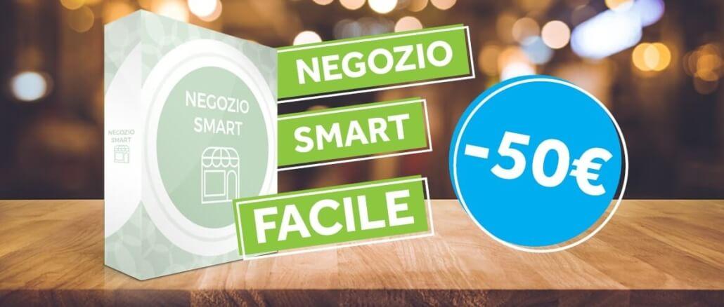 Negozio smart facile -50 euro