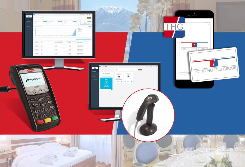 ticino hotels fidelitycard virtuale dotazione tecnica
