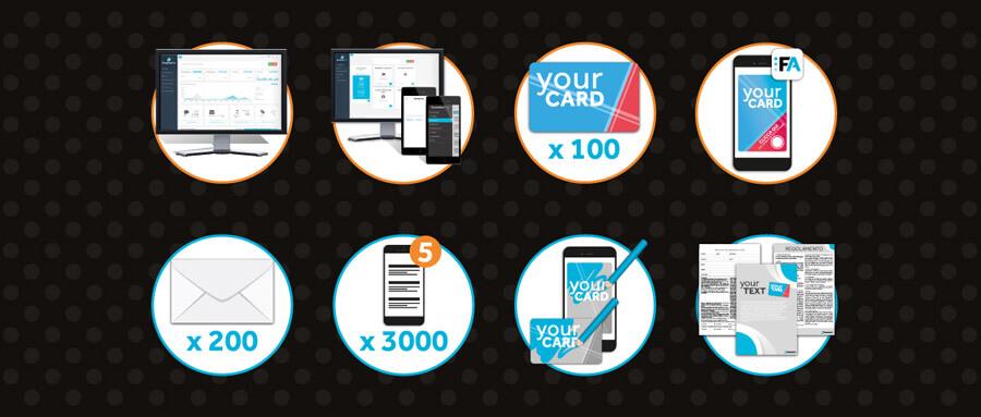 software negozio smart app facile