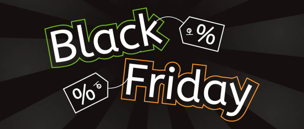 black friday sconto fidelity card