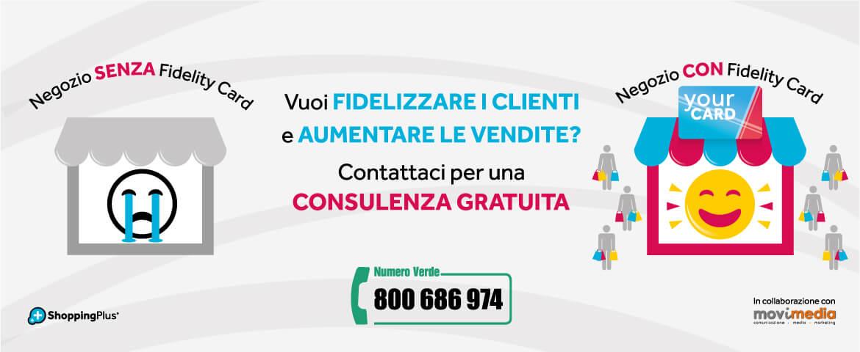 """Le Fidelity Card """"su strada"""" in Friuli Venezia Giulia"""