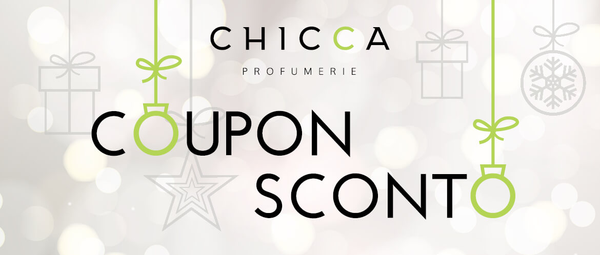 coupon fidelity card chicca profumerie