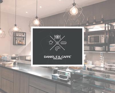 Daniel e il caffé: Fidelity Card virtuale e in PVC a Raccolta punti