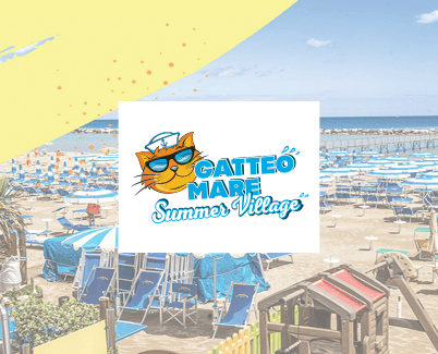 Gatteo Summer Village: Carta fedeltà virtuale e in PVC e Coupon