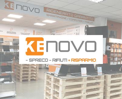Kenovo: Software Fidelity Card virtuale e in PVC come Cashback
