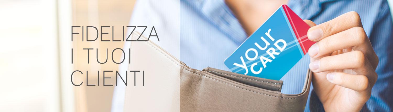 home Fidelizza i tuoi clienti