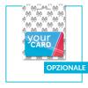 Porta Gift Card Talloncino appendibile neutro - opzionale