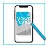 realizzazione grafica card virtuale