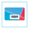 Card con barcode - opzionale
