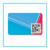 Card con QR code - opzionale