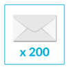 200 SMS