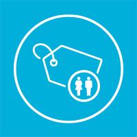 Creare Coupon scegliendo il target di clientela in base ai dati di profilazione.