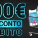 100 euro di sconto per il black friday