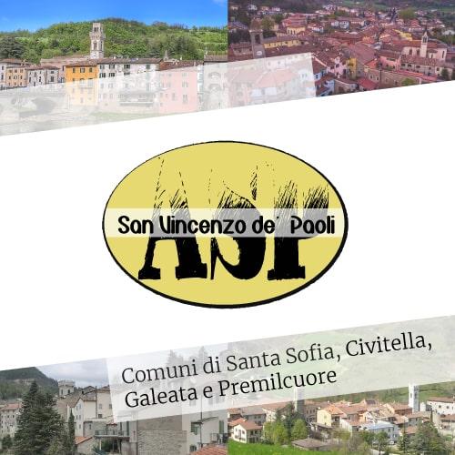 Buoni Spesa comuni ASP San Vincenzo de paoli