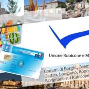 Unione Rubicone e Mare: al via l'erogazione dei Buoni Spesa con Shopping Plus