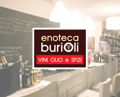 Enoteca Burioli: Fidelity Card virtuale e in PVC come Cashback
