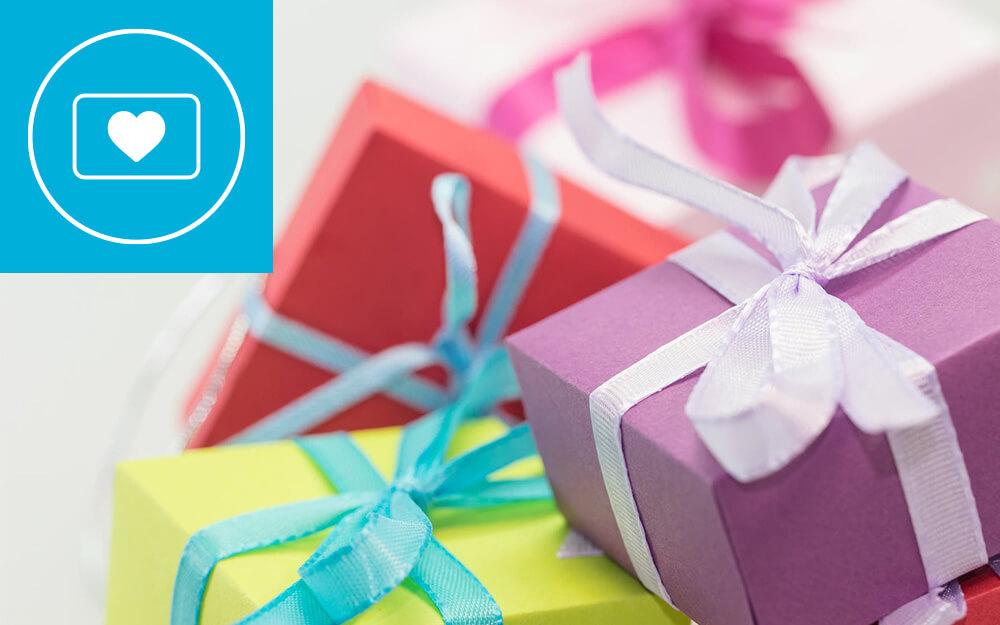 Soluzioni: Gift Card