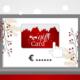 Gift Card natale per attività commerciali