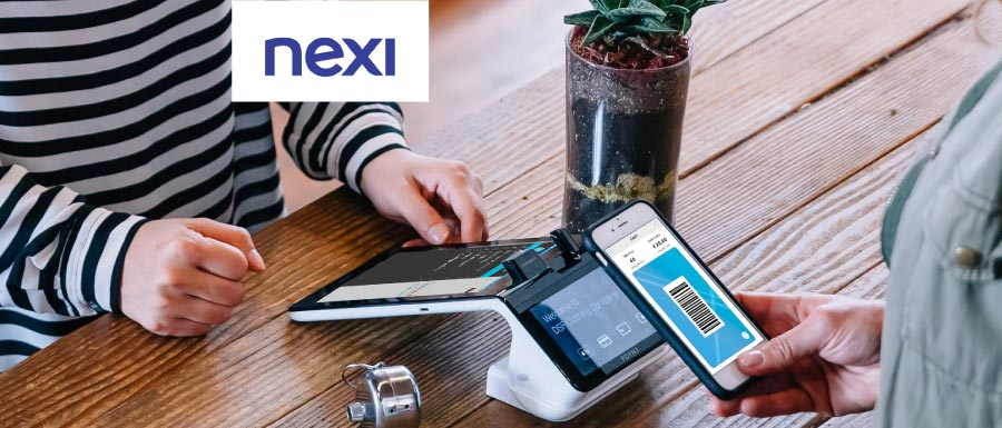Nexi Smart Pos Fidelity Card virtuale e in PVC