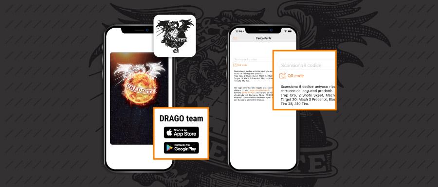 Fidelizzazione con Raccolta punti e Concorsi a premio Drago team