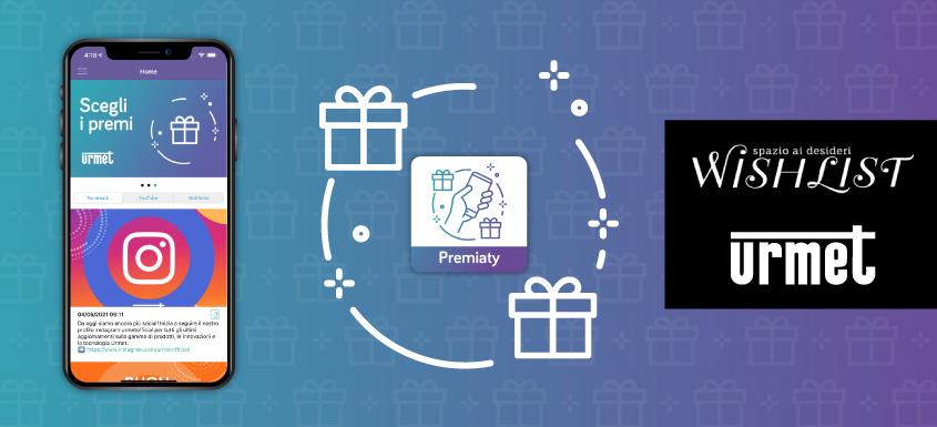 Fidelizzazione mobile con Urmet Premiaty