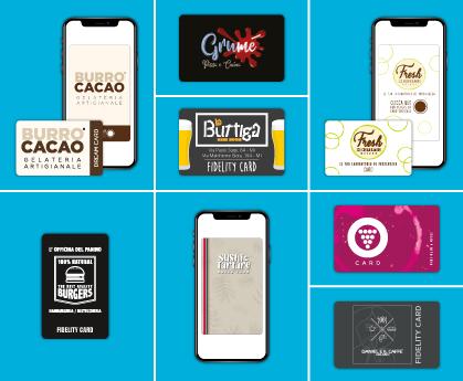 Fidelity Card settore ristorazione