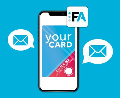 Card virtuale e comunicazioni