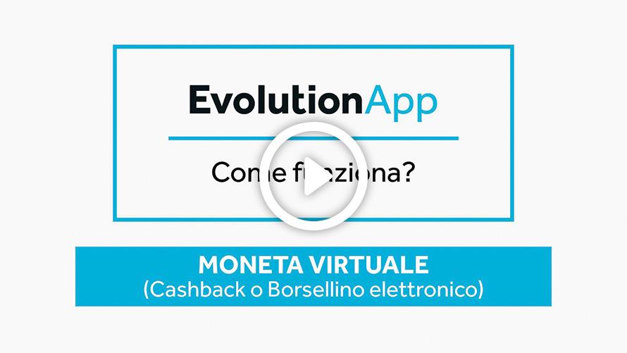 Videotutorial EvolutionApp Cashback